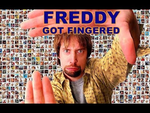 Stupid Movie Of The Week! Freddy Got Fingered (2001) Movie Review/EPIC RANT by JWU