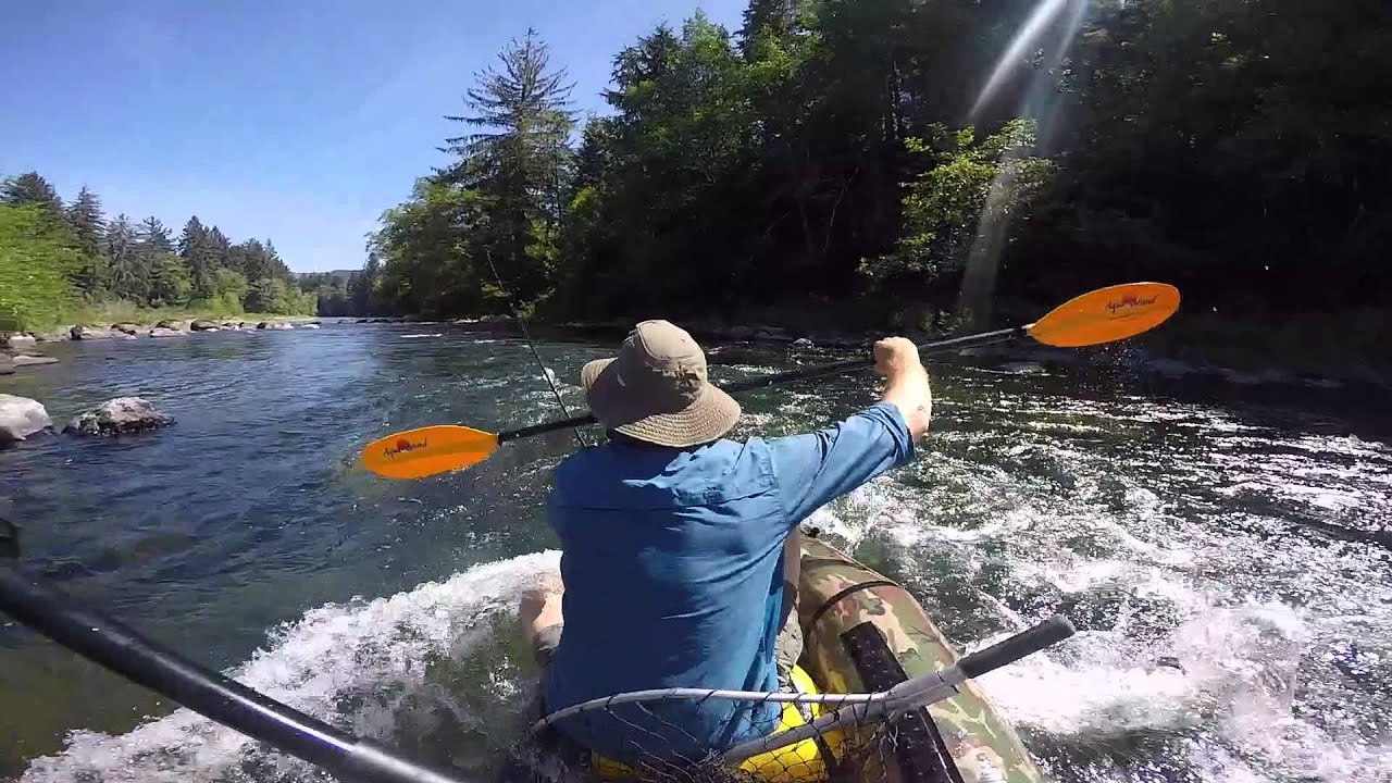 Sol Duc River Packrafting Youtube