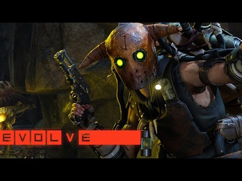 how to set up evolve