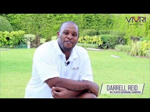 "Vivri - Darrell Reid ""My favorite meal of the day"""