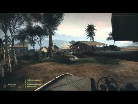 видео: Мэддисон и Линк. battlefield: bad company 2. Эфир 02.06.2013 #5