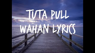 Tuta Pull Wahan (lyrics) | Deepak Rathore Project | Acoustic