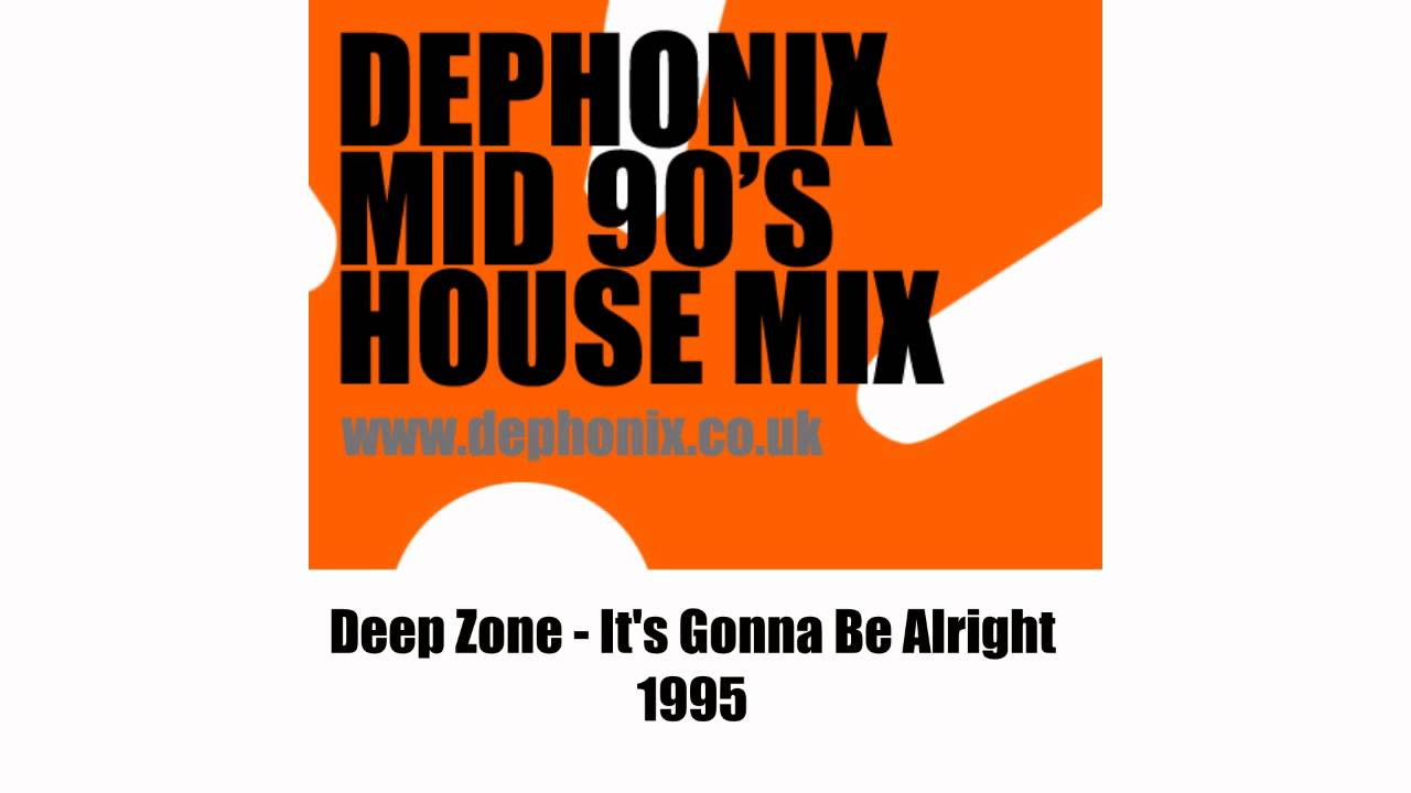 Mid 90 39 s house mix by dephonix happy vocal stompin for 90s vocal house