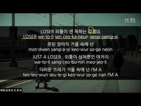 LOSER-BIGBANG Part01 [From养乐多老师] Mp3