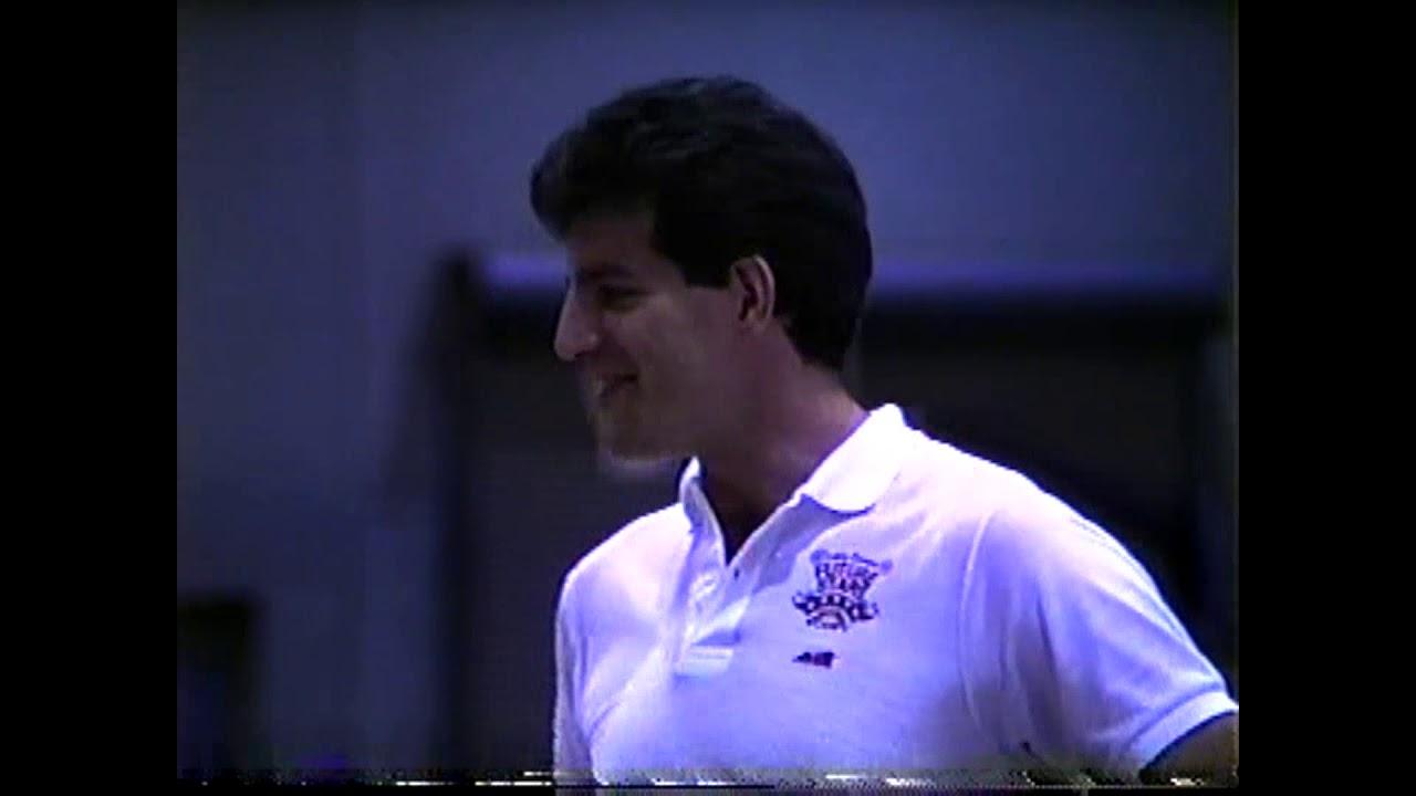 Dan Schayes at PSUC Camp  6-30-88