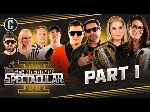 Schmoedown Spectacular III - Part 1: Shirewolves VS Who's The Boss, Commissioner Bowl