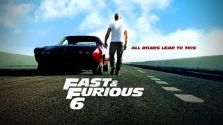 Fast and Furious 6 Movie review!