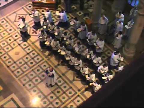 April 21, 2013: Sunday Worship Service @ Washington National Cathedral