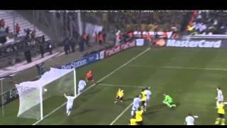 Marseille 1-1 Borussia Dortmund   GOAL DIAWARA 12-12-2013  HD