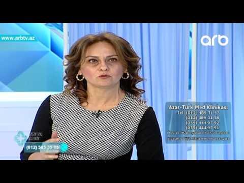 Azer- Turk Med Hospital proktoloq Gulbeniz Agayeva (Yasamaq gozeldir)