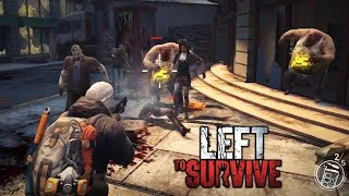 Coba Game Jombi - Left to Survive: PvP Zombie Shooter (ENG) Android