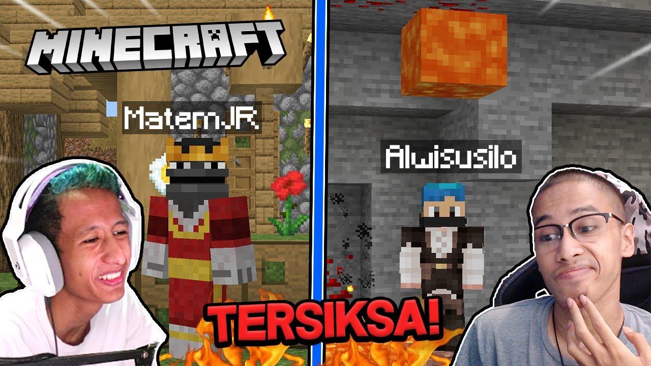 24 JAM JADI @Alwisusilo TERSIKSA BANGET!!! - MINECRAFT INDONESIA