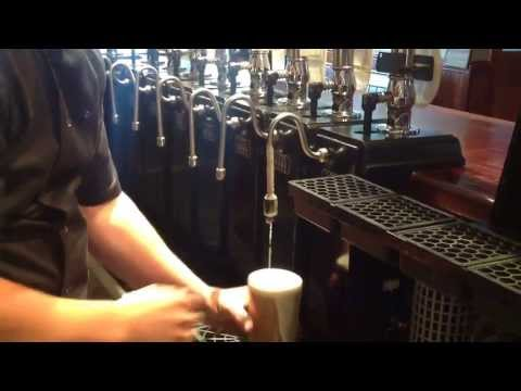 Real Ale Pouring 5
