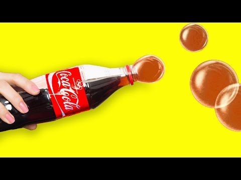 27 WEIRD FOOD TRICKS YOU HAVEN'T THOUGHT ABOUT!