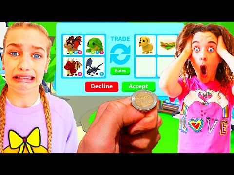 SHOULD I ACCEPT? HEADS OR TAILS COIN TOSS DECIDES Gaming w/ The Norris Nuts