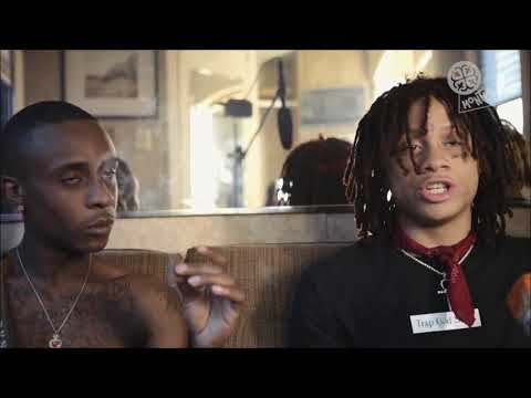 XXXTENTACION X TRIPPIE REDD - FUCK LOVE [Music Video]