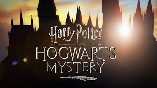 """Harry Potter: Hogwarts Mystery"" mobile game teaser trailer"