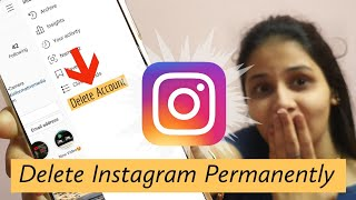 How to Delete Instagram Account Permanently / Temporarily | Giveaway