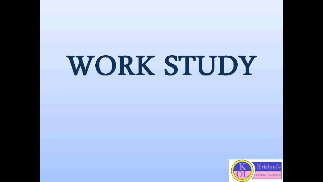 Work study playlist youtube