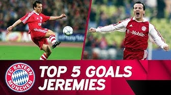 Best of Jens Jeremies | His Top 5 Goals at FC Bayern