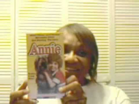 Review of the movie musical  'Annie'