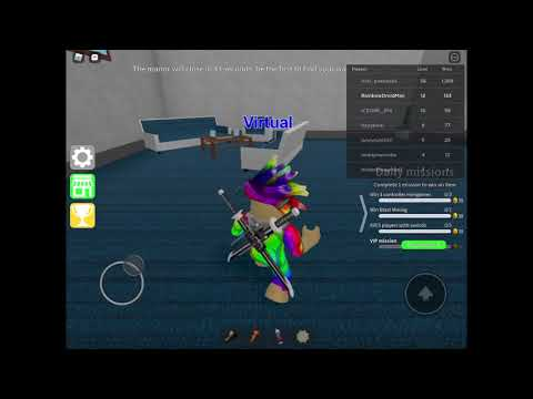 Semi Throwback Epic Minigames Roblox Youtube