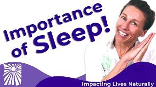 Importance Of Sleep #UmoyoLife 037