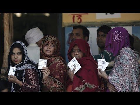 India's Change Election