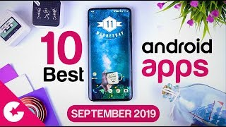 Top 10 Best Apps for Android - Free Apps 2019 (September)