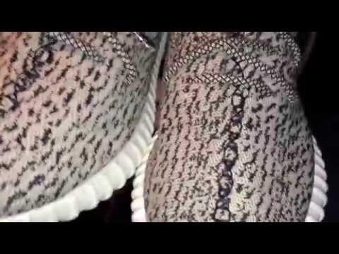Adidas Yeezy Boost 350 Retail vs Unauthorized