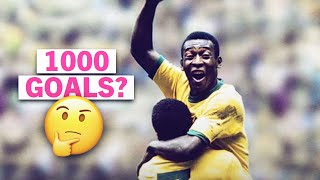 Pelé LIED about his 1000th goal | Oh My Goal