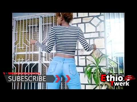 Teen Ethiopian Girl Dancing - Ethio Twerk thumbnail