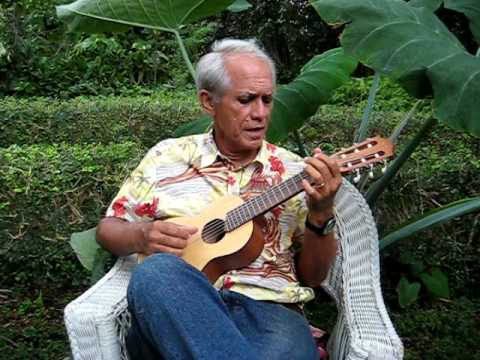 Mike Gabbard, Hawaii State Senator, plays Guitalele