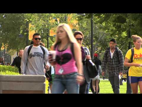 San Jose State University - Campaign Video - Clip #1