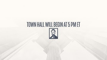 The Lincoln Project National Virtual Town Hall
