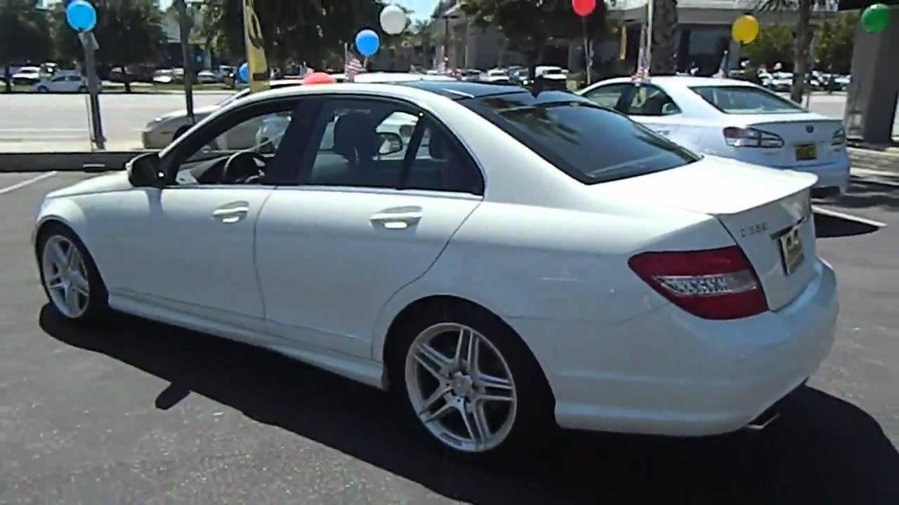 2009 Mercedes-Benz C-Class Los Angeles, Van Nuys, Santa ...
