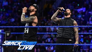 The Usos lay down The Uso Street Code: SmackDown LIVE, Feb. 6, 2018