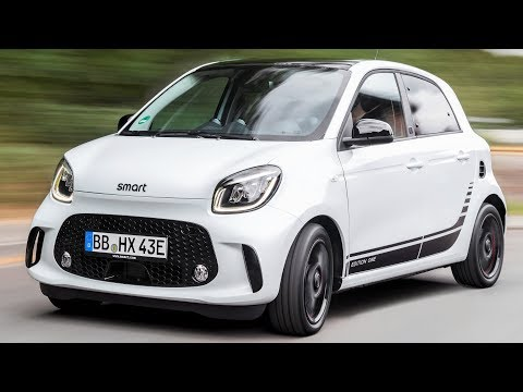 2020 Smart EQ Forfour Edition One - Ground-Breaking Urban Car