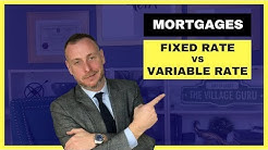 Fixed or Variable Mortgage Find Out Which Option is Best | Variable Rate Mortgage vs Fixed Rate