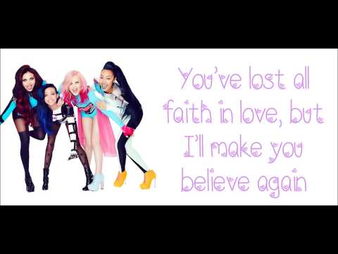 Little Mix - Make You Believe (lyrics)