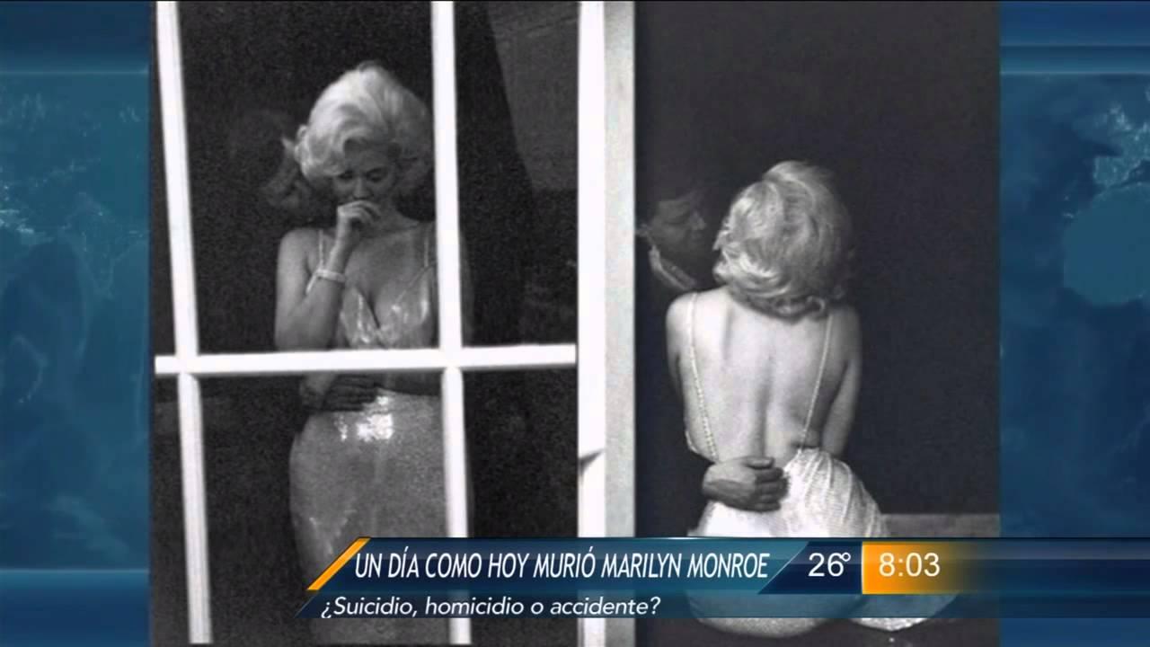 Las Noticias Suicidio Homicidio O Accidente Muerte De Marilyn