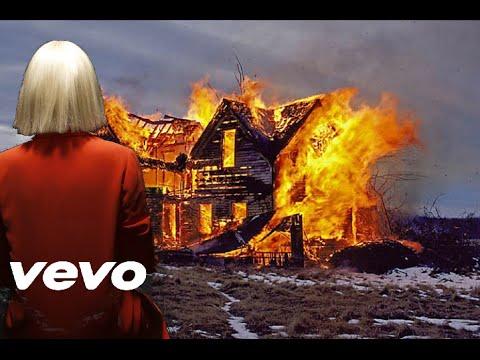 Sia   House On Fire (Lyric) Letra