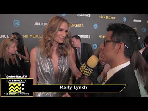 Kelly Lynch I Mr. Mercedes Premiere I 2017