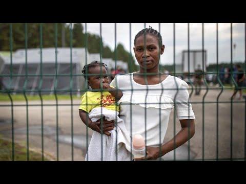 حرس الحدود في ليتوانيا يعتمدون إجراءات اعتقال اللاجئين القادمين من بيلاروس لمنع انتشارهم عبر أورو…  - 15:54-2021 / 7 / 29