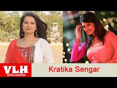 Kratika Sengar Pemeran Aarti Di Punar Vivah ANTV