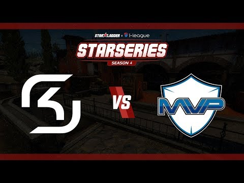 StarLadder i-League S4 - SK Gaming vs. MVP (Mapa 1 - Inferno) - Narração PT-BR