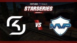 StarSeries i-League S4 - SK Gaming vs. MVP (Mapa 1 - Inferno) - Narração PT-BR