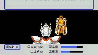 Saint Seiya - Ougon Densetsu Kanketsu Hen NES English 11/11