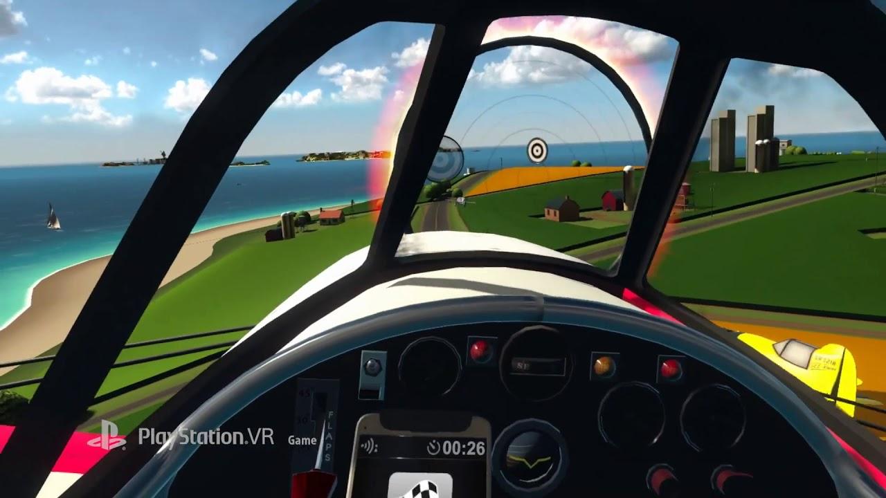 Ultrawings [PS4/PC] PGW 2017 Announce Trailer