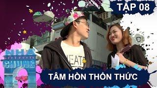 ngoi nha chung - love house  series 1 - tap 8  tam hon thon thuc  140317